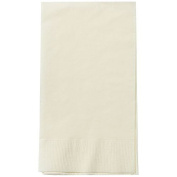 Party Dimensions Guest Towel, 16 Count, Ivory