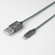 8 PIN Apple Metallic Reversible Cable