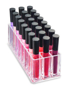 [New Arrival] Lmeison Dust Free Acrylic Lip Gloss Lipstick Holder Case & Beauty Care Holder Makeup Organiser
