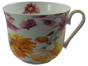 Jameson & Tailor Jumbotasse Brilliant - porcelain Summer meadow mug