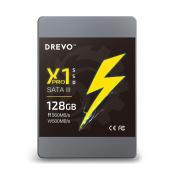 DREVO X1 Pro SSD Solid State Drive 128GB Upgrade SATAIII Read 560MB/S Write 500MB/S