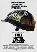 Full Metal Jacket Vietnam War Movie Film A4 Poster / Print / Picture 280GSM Satin Photo Paper