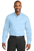 Red House RH78 Mens Non-Iron Twill Shirt Heritage Blue - 3XL
