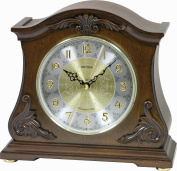 Rhythm CRH214UR06 Wsm Versailles ll Wooden Musical Clock