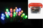 350 LED Multi-colour Flashing Lights