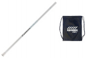 East Coast Dyes Bunlde ECD Lacrosse Carbon Pro White Shaft with 1 Performall Sports Drawstring Bag