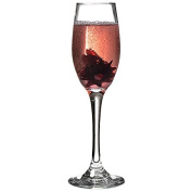 Perception Champagne Flutes 6oz / 170ml - Set of 4 | Wedding Champagne Glasses from Libbey Glassware