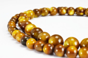 Natural Brown Shell Beads Size 6mm, 8mm (AAA) Quality for Jewellery Making.