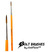 BOLT Face Painting Brushes by Jest Paint - Liner #3