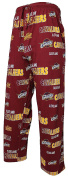 Cleveland Cavaliers Men's Wine Sweep Pyjama Pants by Concepts Sports