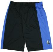 Dallas Mavericks NBA Big Mens Malone Shorts, Black
