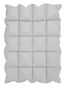 Grey Baby Down Alternative Comforter / Blanket for Crib Bedding