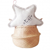 EITC Luminous Pillow Noctilucent Cushion Cute Night Light Pillow Kids Room Decor