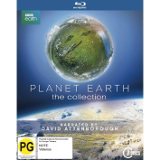 Planet Earth: The Collection [Region B] [Blu-ray]