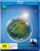 Planet Earth II [Region B] [Blu-ray]