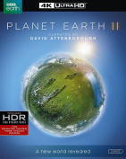 Planet Earth II  (4K Blu-ray) [Region B] [Blu-ray]