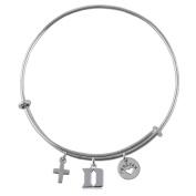 NCAA Duke Blue Devils Jewellery – Sterling Silver Women's Bracelets