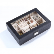 Vlando Elegant Jewellery Box, Fabulous Gift for Women