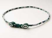 New York Jets Titanium Sport NFL Necklace