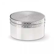 Vera Wang by Wedgwood - Silver Plated With Love Nouveau Silver Treasure Box