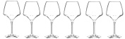 Chef & Sommelier 8011780.0 – Pack of 6 Open Up Pro Tasting Clear Glasses