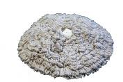38cm PROCYON Cotton Bonnet Pads - 6 Per Case