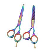 SMITH CHU 14cm Professional Hairdressing Scissors Barber Thinning Shears Hair Scissor