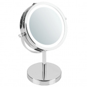 InterDesign 80330 Lighted Vanity Mirror