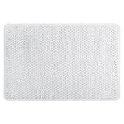 Richards Homewares Clear Bath/Shower Mat Lattice Design
