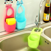 Kitchen Tools Bathroom Gadgets Toothbrush Holder For Toothpaste Multi-Colours Soap Dish Soap Hanging Storage Box Bathroom Set