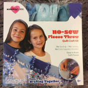KOHL'S Cares No-Sew Quilt Craft Kit