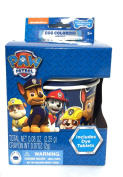 Paw Patrol Easter Egg Dye Decorating Kit with Eco Friendly Paper Dipping Cups