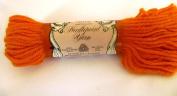 Orange 100% Virgin Wool Needlepoint Yarn