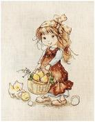 Cross Stitch Kit Gathering Pears