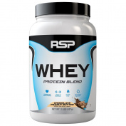 RSP Nutrition Whey Protein Powder Blends, Chocolate Peanut Butter, 0.9kg