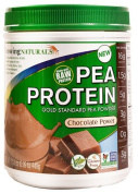 Growing Naturals Pea Protein Chocolate -- 470ml - 2pc
