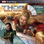 Thor Double Feature Read-Along Storybook and CD