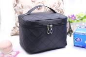 Urmiss Large Travel Cosmetic Case Makeup Bag Organiser Nylon Cosmetic Bags