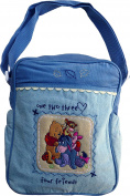 Disney Winnie the Pooh Mini Nappy Bag, One Two Three Four Friends