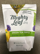 Mighty Leaf Green Tea Tropical 50 Individual Pouches
