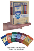 Blue Lotus Chai - Masala Chai Collection - Six Varieties - Over 100 servings!…