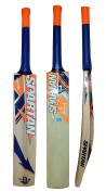 Spartan Kashmiri Willow Wood MSD 7 King Limited Edition Cricket Bat - Carry Case