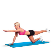 TKO Yoga Mat with Sling