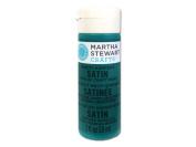 Martha Stewart Paint Satin 60ml Mermaid Teal