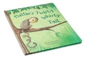 Jellycat Soft Book, Mattie's Twirly Whirly Tail, 20cm x 25cm