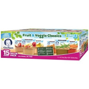 Gerber 2nd Foods Fruit & Veggie Value Pack