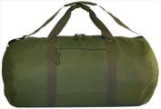 Explorer Tactical Round Heavy Duty Duffel Bag With Shoulder Strap
