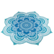 Beach Towel,OUBAO Round Beach Pool Home Shower Towel Blanket Table Cloth Yoga Mat