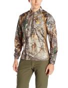 Scent-Lok Men's Baseslayer Attack 1/4 Zip Shirt