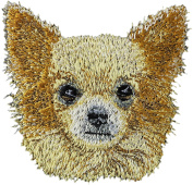Chihuahua, Embroidery, patch with the image of a dog